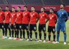 منتخب مصر امام البرازيل