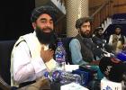 المتحدث باسم طالبان
