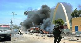 انفجار عوبة ناسفة في الصومال